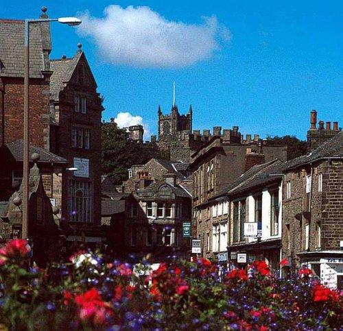Lancaster Castle, Lancaster, Lancashire