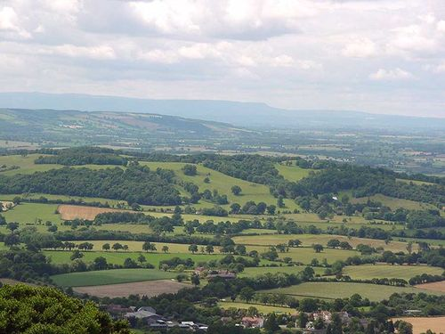 A picture of Great Malvern