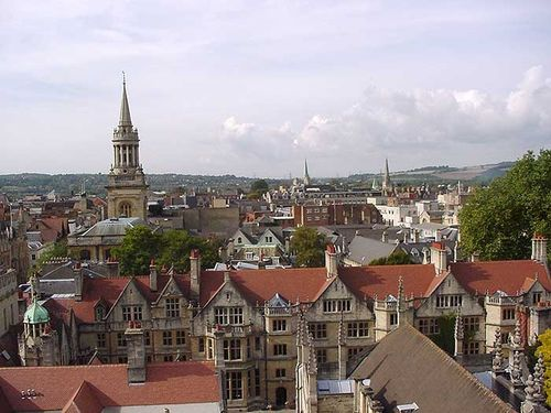A picture of Oxford