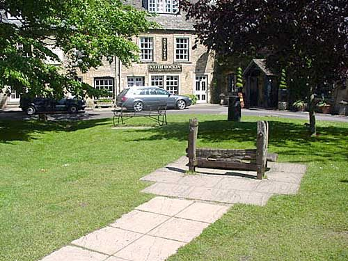 The Stocks at Stow on the Wold