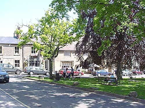 A picture of Stow on the Wold