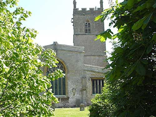 The Church at Stow-on-the-Wold