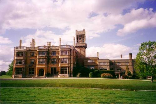Shuttleworth House, Old Warden, Bedfordshire