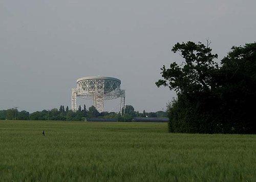 Lovell Radio Telescope