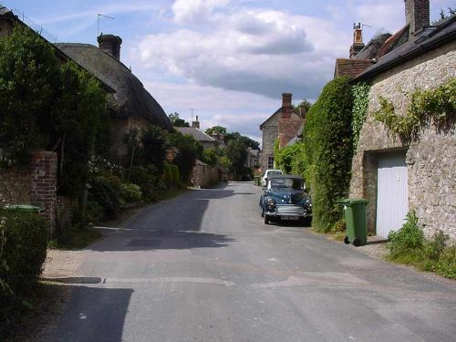 Amberley Village, Sussex