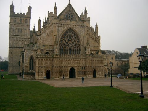 Exeter Cathedral, Exeter, Devon