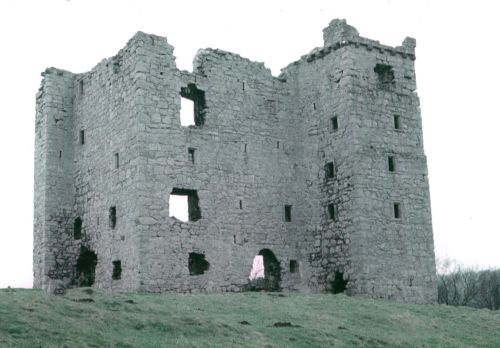 Arnside Pele (fortified tower)