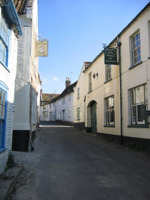 High Street, Blakeney, Norfolk