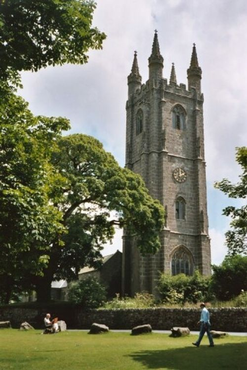 Church of St Pancras, Widecombe in the Moor, Devon