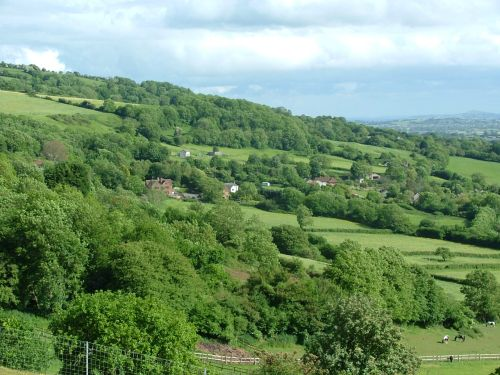 jacobs ladder view, Cheddar