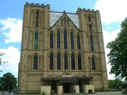 Ripon Cathedral, Ripon, North Yorkshire
