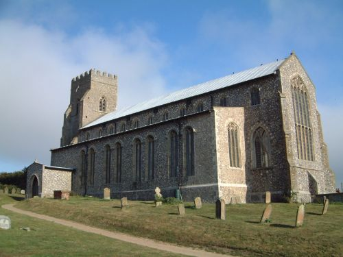 Salthouse Church 2002