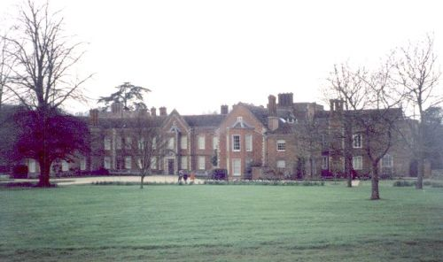 The Vyne Estate, Basingstoke, Hampshire