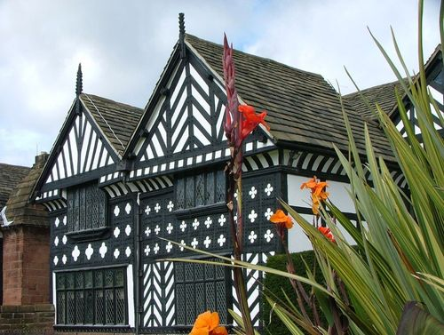 A picture of Speke Hall