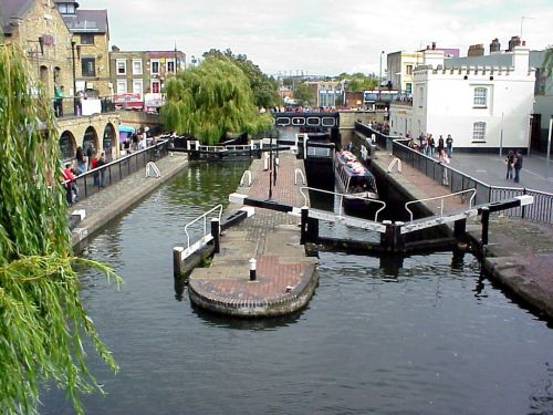 The Lock at Camden Town