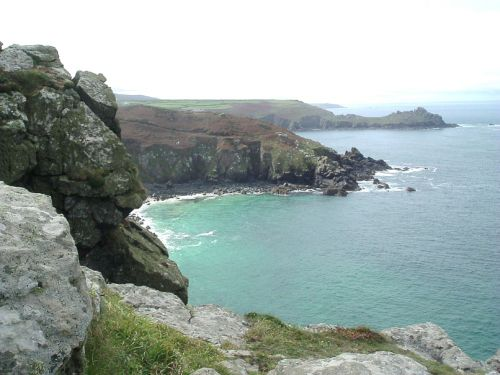 Gurnard Head from Zennor Head