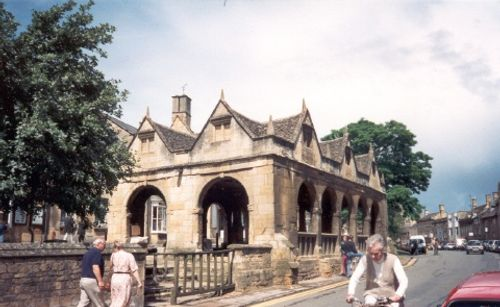 Chipping Campden Wool Market, Gloucestershire