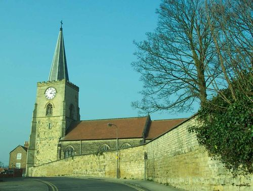 St. Leonards Church, Malton