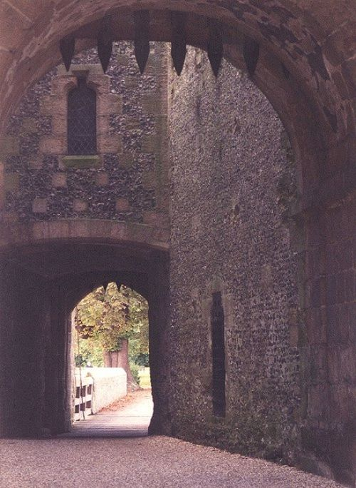 English Castles Pictures Of England