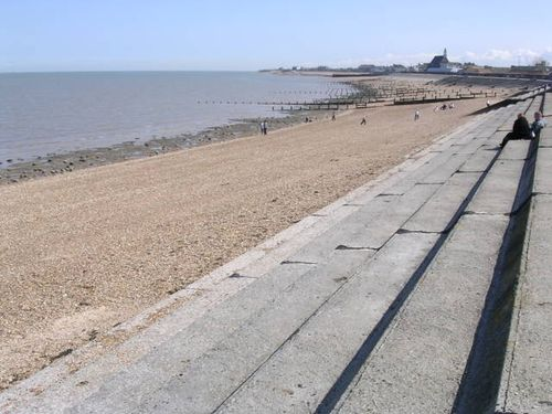 Sheerness, on the Isle of Sheppey, Kent