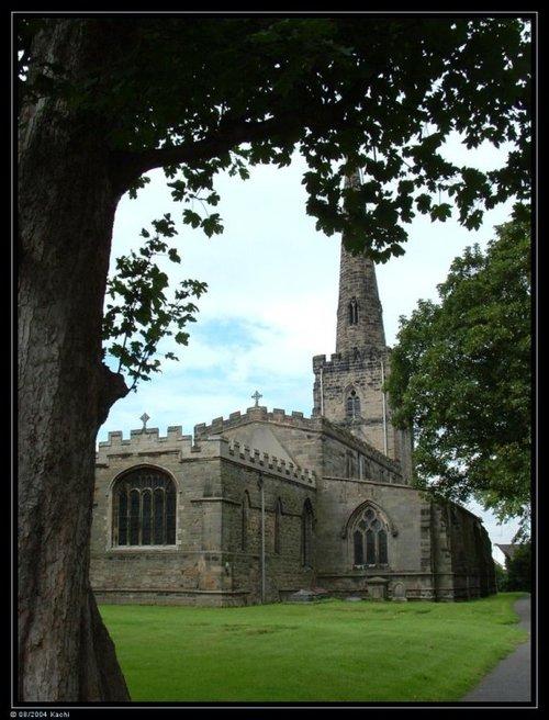 Castle Donington Church: Borough Street