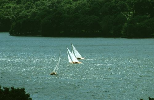 Lake Windermere, Summer 2003