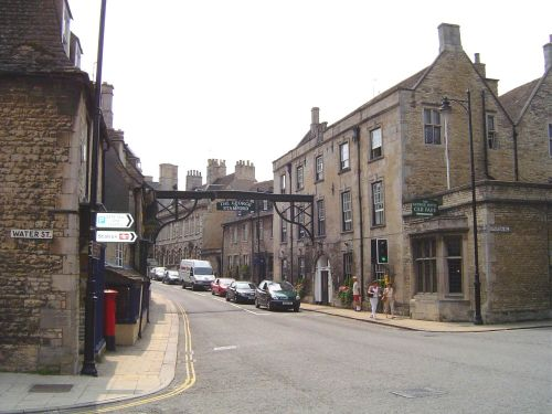 The George Hotel, Stamford, Lincolnshire