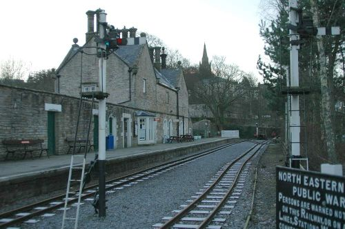 Alston Narrow Gauge Railway, Alston, Cumbria
