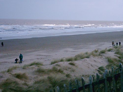 Mablethorpe Beach March 2005