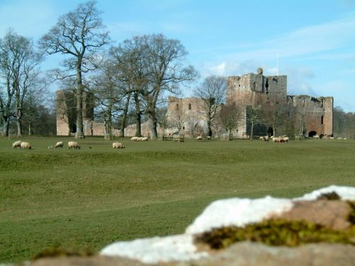 Brougham Castle, Penrith, Cumbria