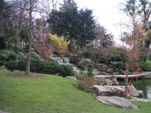 Kyoto Gardens, Holland Park, London