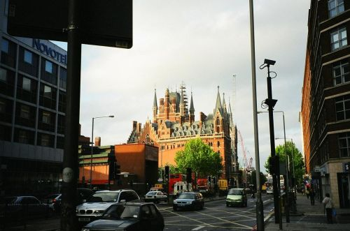 St. Pancras, London