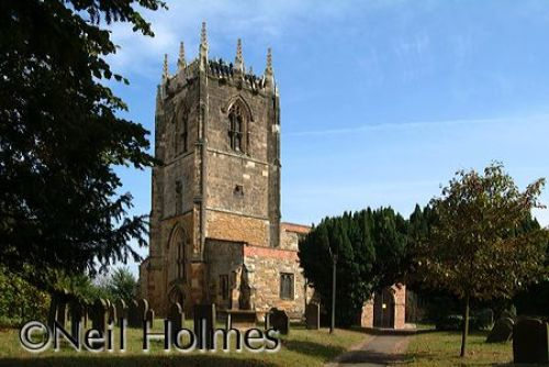 All Saints' Church, Holme-on-Spalding-Moor, East Yorkshire