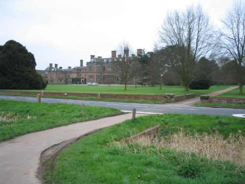 Sudbury Hall, Derbyshire
