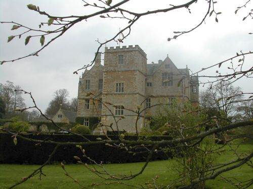 Chastleton House, Oxfordshire. From the East