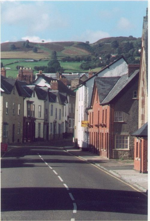 Kington, Herefordshire. 2001