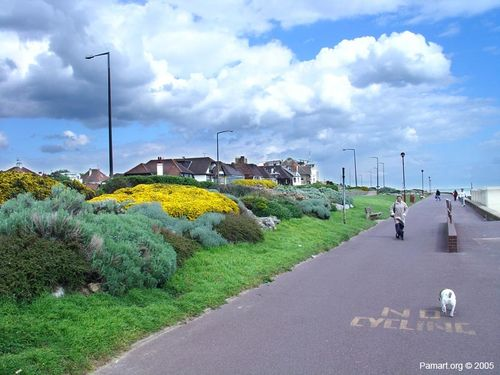 Chalkwell Esplanade, Westcliff-on-Sea, Essex