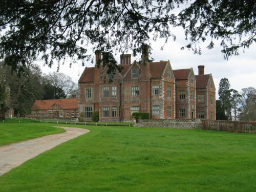 Photo of Breamore House, Nr Fordingbridge, Hampshire, by Robin
