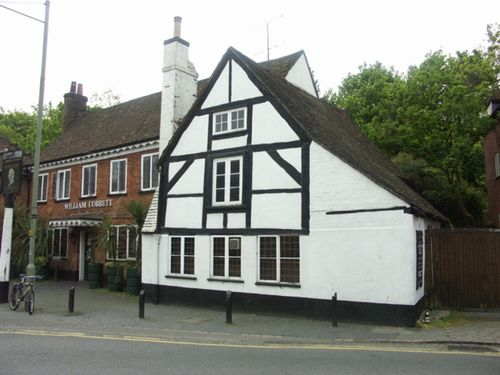 William Cobbett Pub, Farnham, Surrey