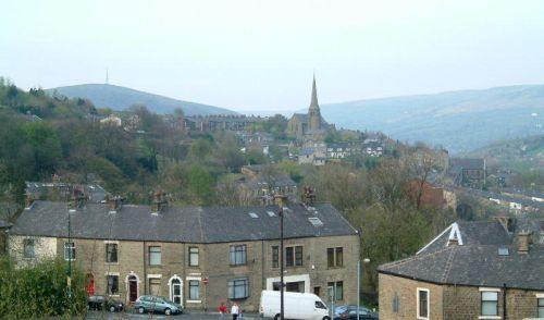 Mossley, Greater Manchester