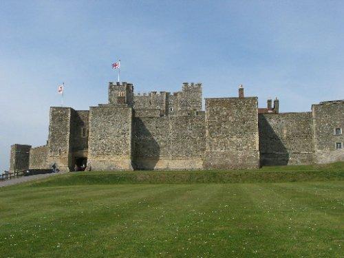 Dover's 15th century Castle