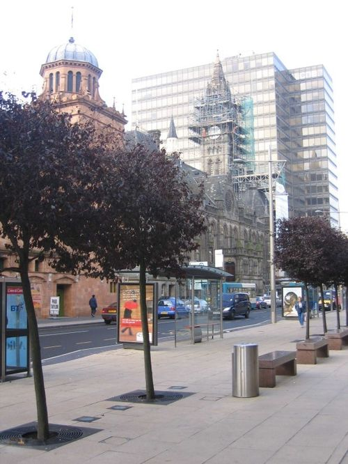 Middlesbrough Town Centre, North Yorkshire