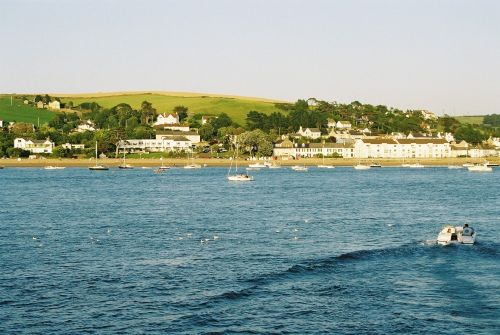 Instow, from Appledore, North Devon