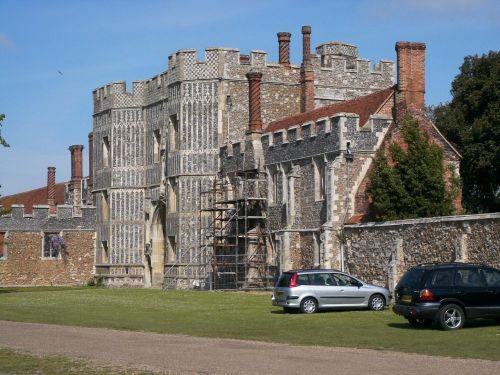 St Osyth Priory, Essex