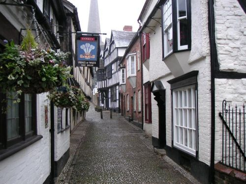Church Lane, Ledbury, Herefordshire