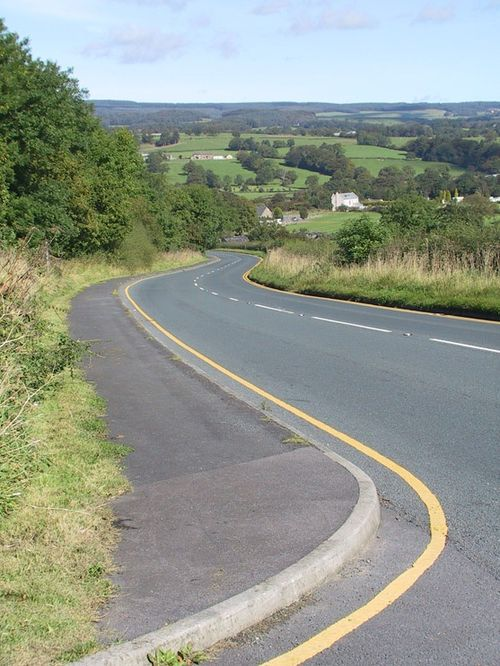 Ribchester Road, Ribble Hill
