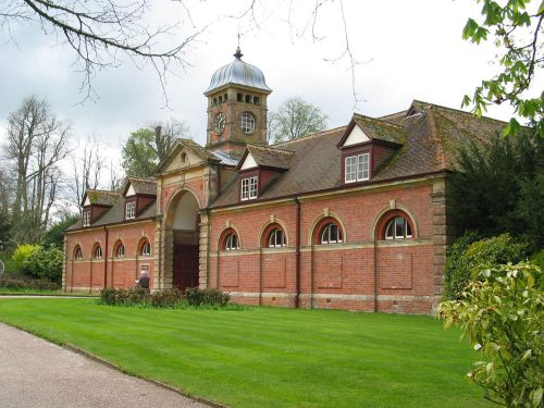 Kingston Lacy Stables