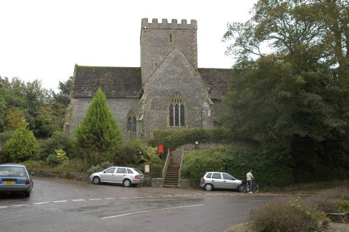 Poynings Church, West Sussex