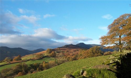 Low Pike, Nr Ambleside, Lake District