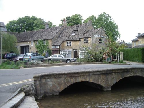 Bourton on the Water, Gloucestershire